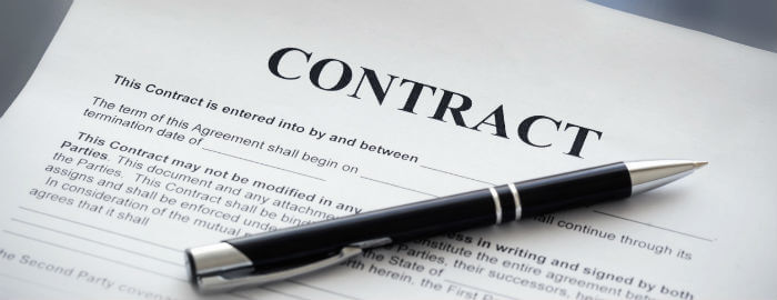 A Contract for Will is Only Valid in Texas if it is in