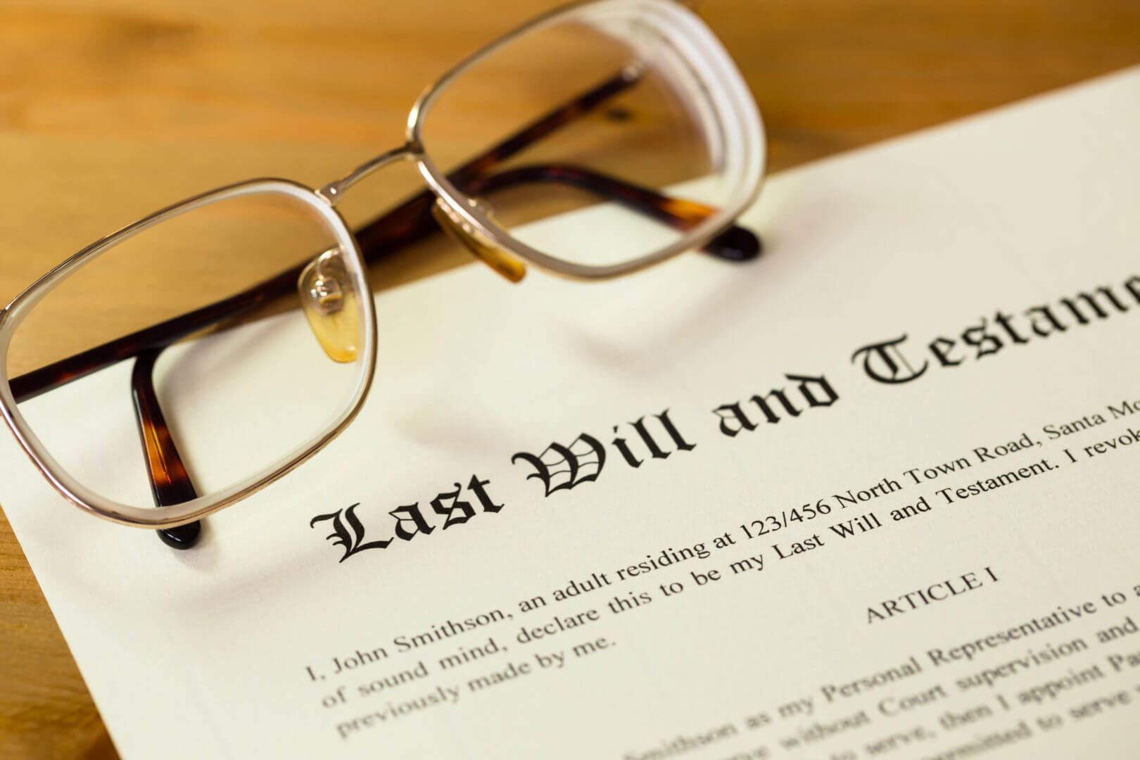 filing inventory TX probate