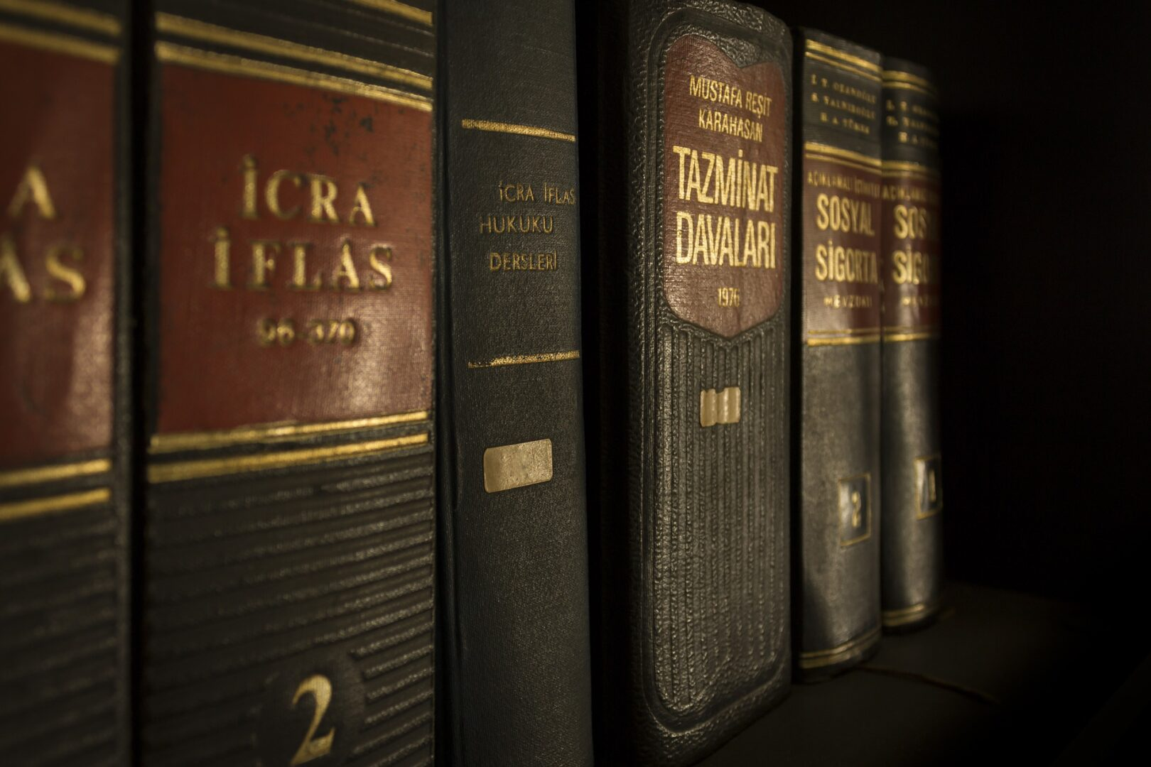 Books used for probate attorneys