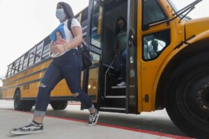 Conroe ISD Won't Keep COVID-Positive Students Home
