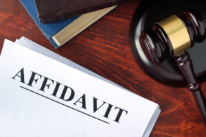 Using an Affidavit of Heirship as Evidence of Ownership of an Estate